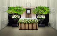 バルーンアート祭壇-012