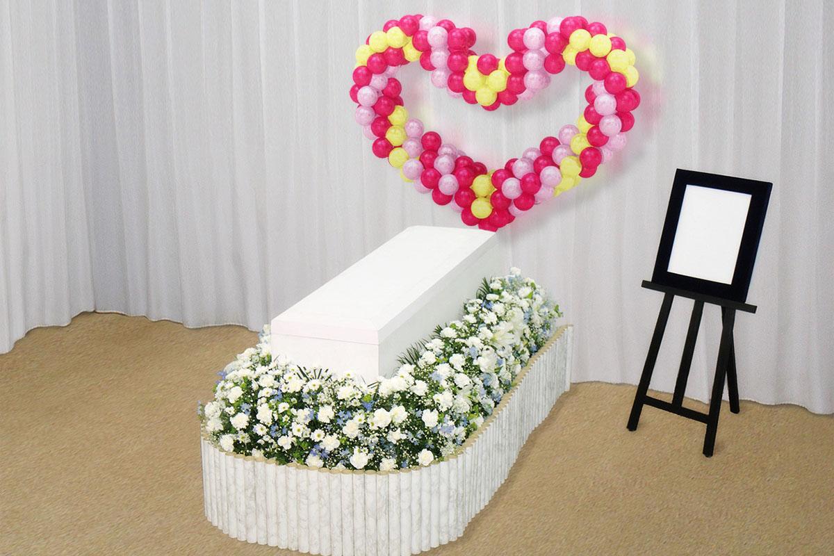 バルーンアート祭壇-024