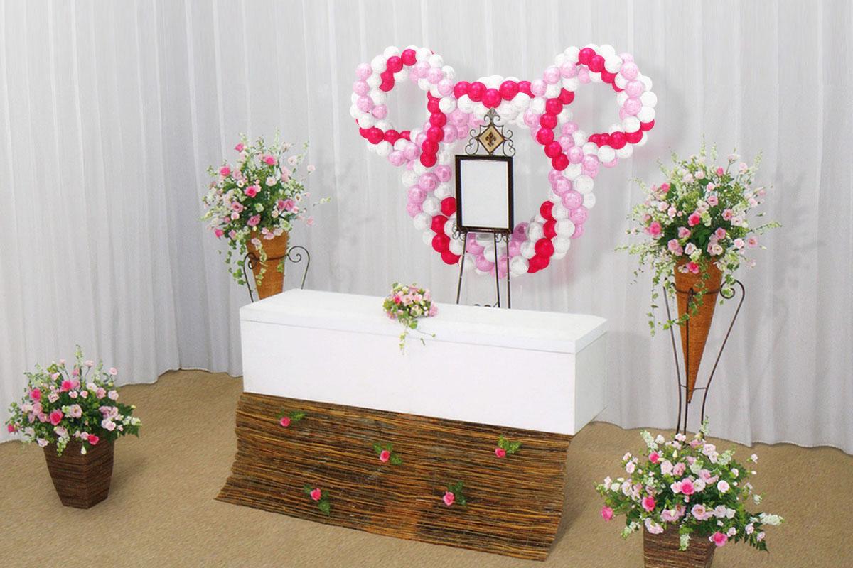 バルーンアート祭壇-025